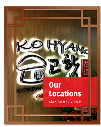 Ko Hyang Locations in Klang Valley